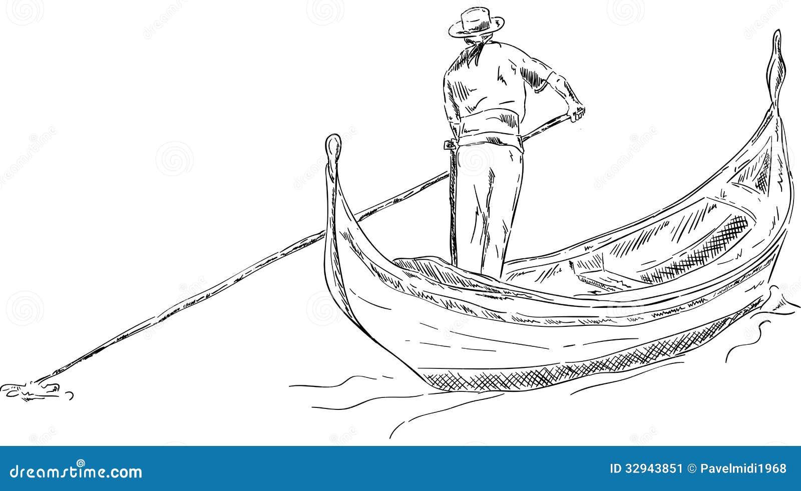 Gondola Stock Image - Image: 32943851