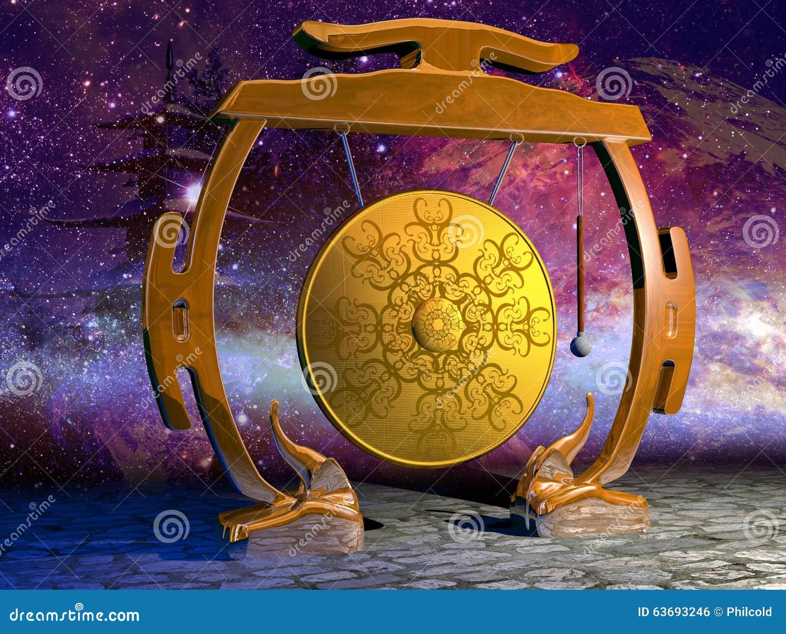 Gong e stelle
