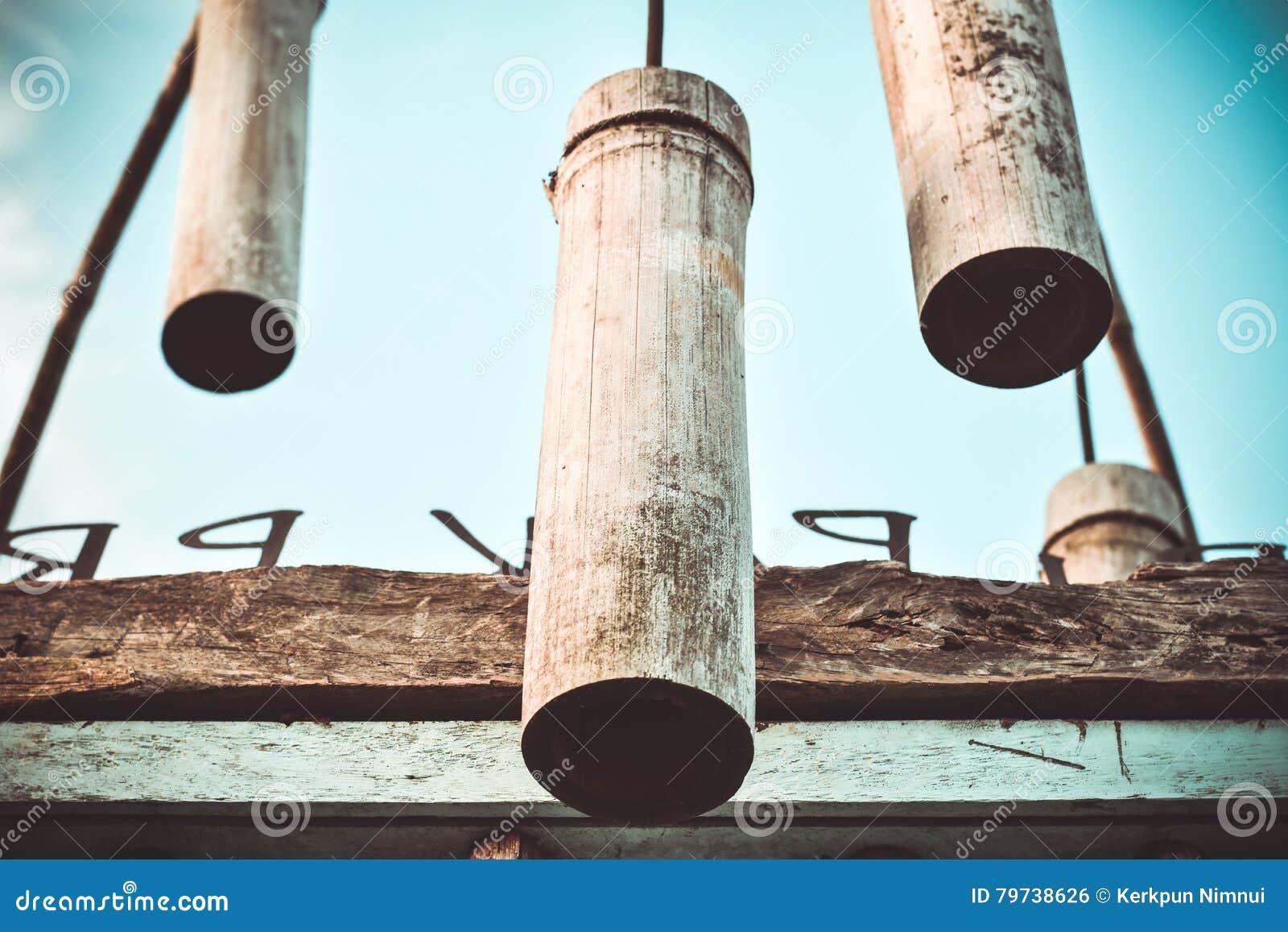 Gongo de bambú