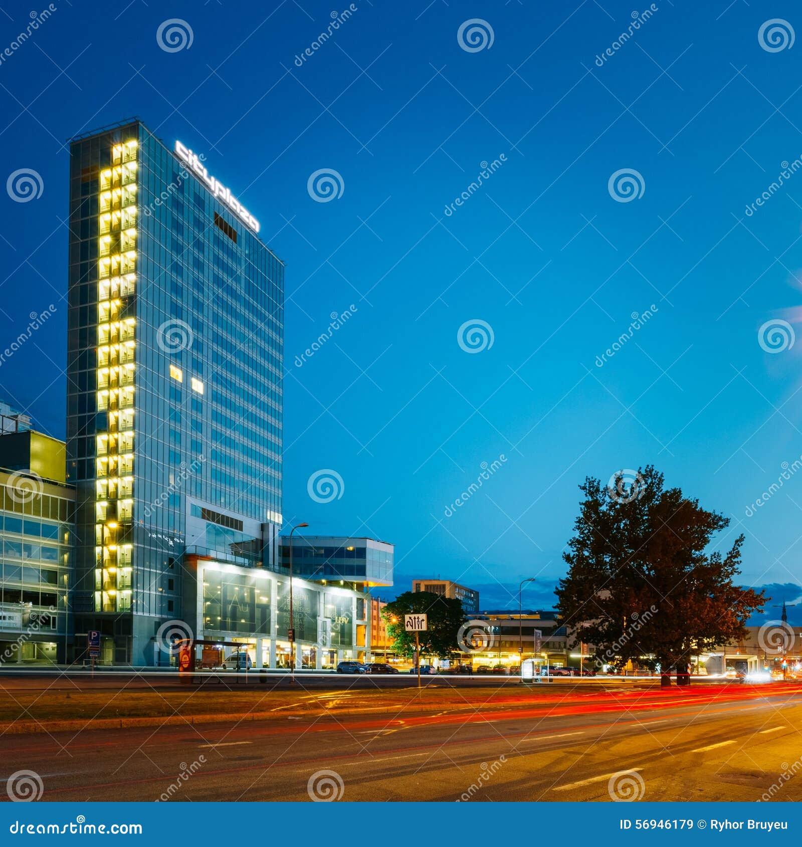 Gonsiori 3 City Center Apartment Editorial Stock Image