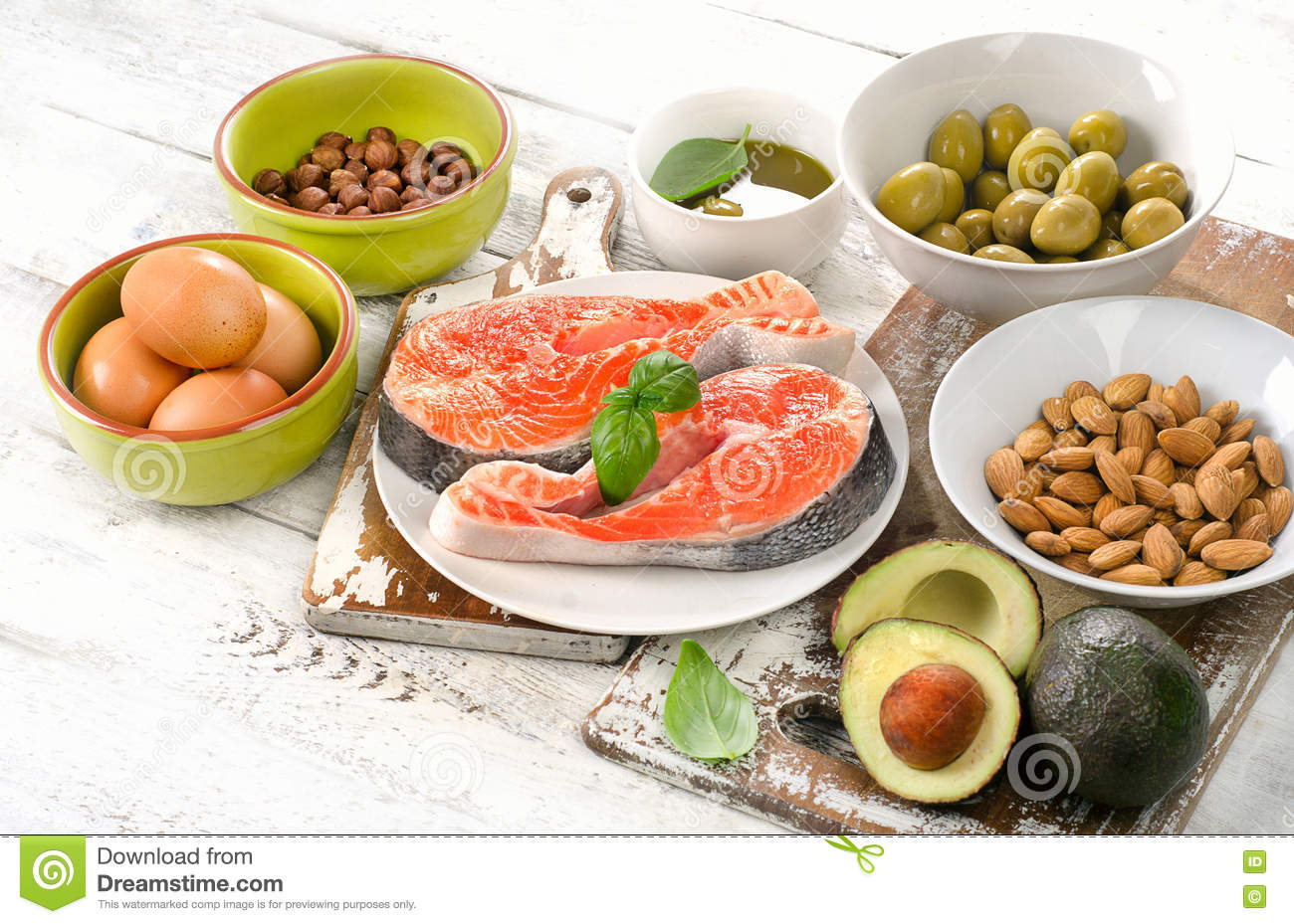 Good fats sources stock photo image 75318325 for Fish oils are a good dietary source of