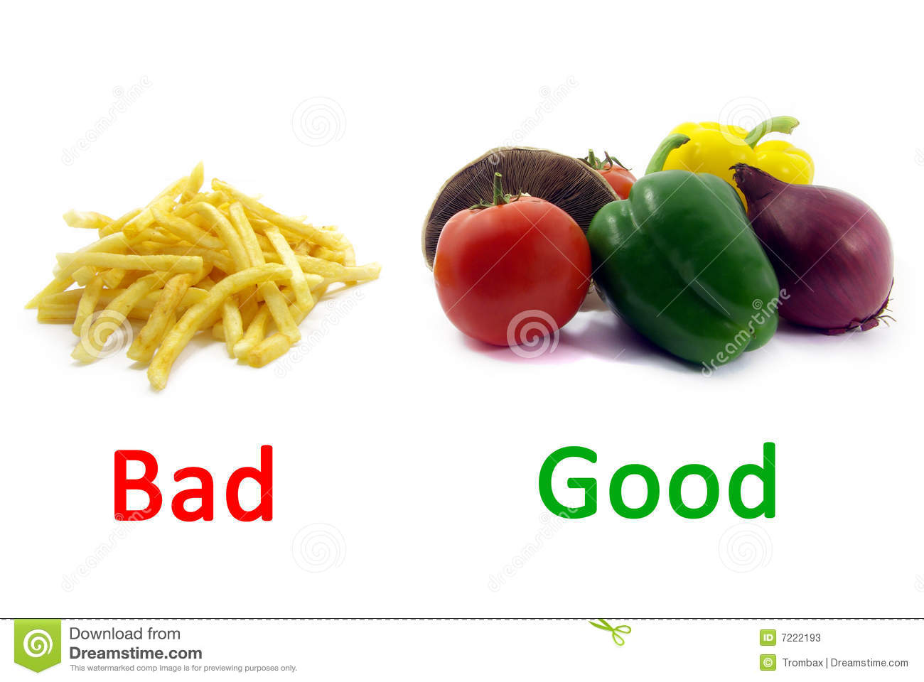 Essay good food good health