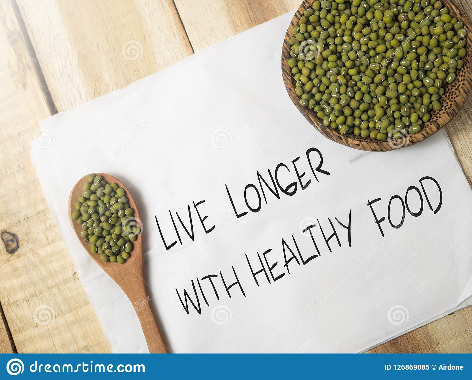 Good Healthy Food Concept, Health Lifestyle Motivational ...