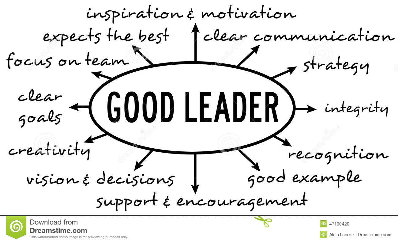 good leader stock illustration image  good leader