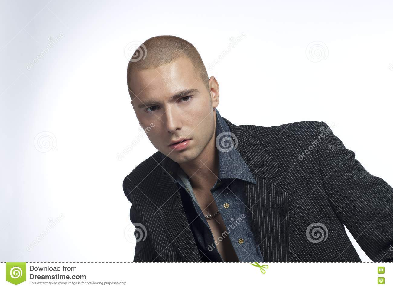 Good Looking Young Man Royalty Free Stock Image - Image ...  Good Looking Young Man