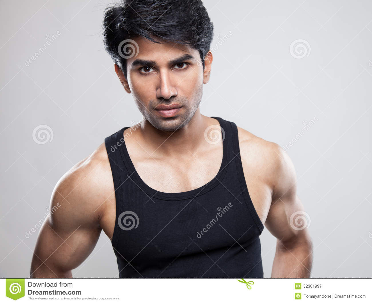 Good Looking Young Man Royalty Free Stock Photography ...  Good Looking Young Man