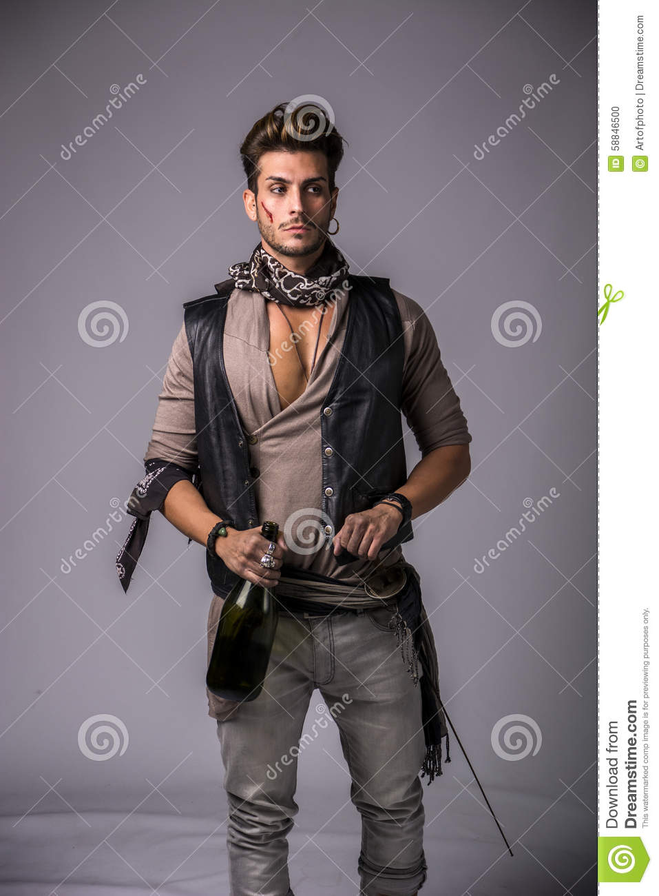 Fashion Royalty Male Outfit