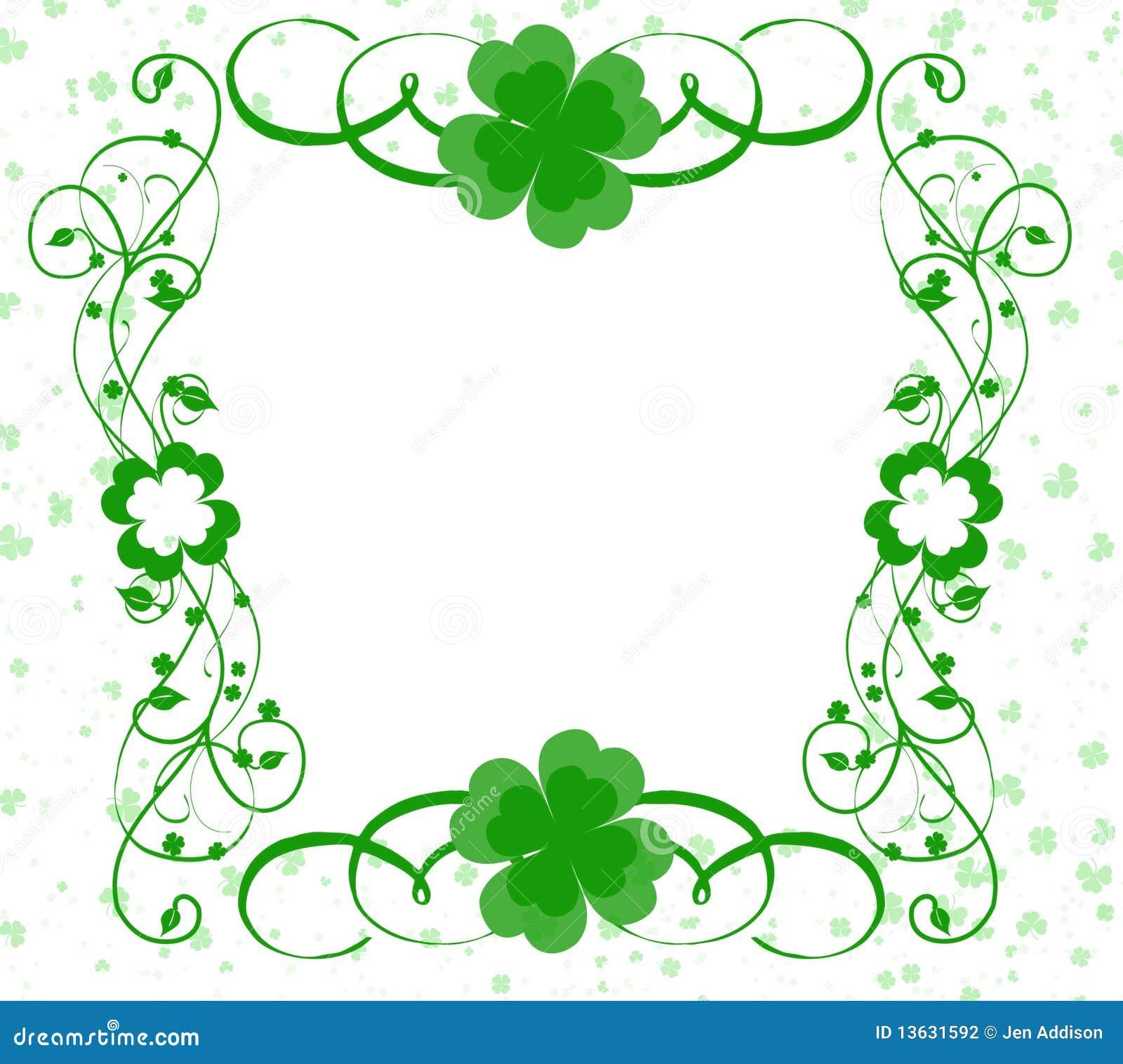 Real 4 leaf clover wallpaper