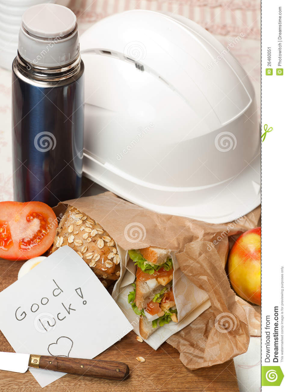good luck on first day at work stock image image 26460051 good luck on first day at work