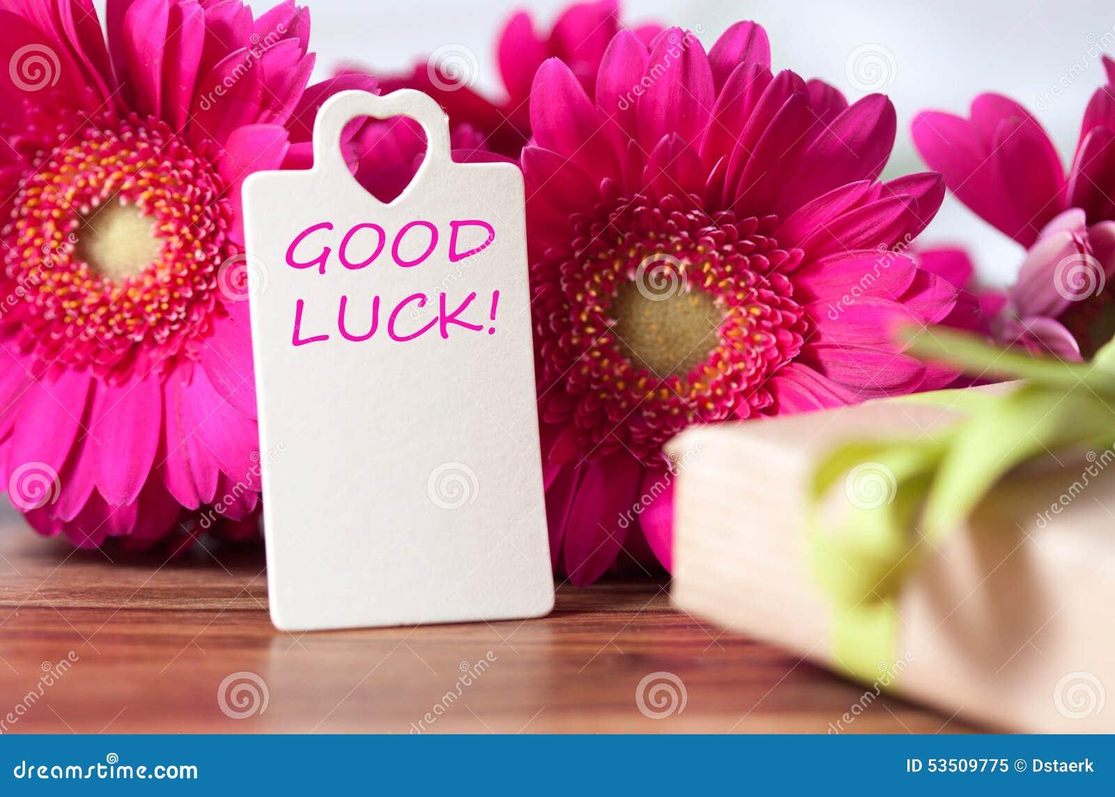 Good Luck Flower