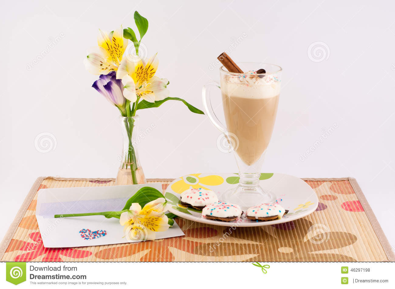 Good Morning Stock Photo Image Of Morning Message Gifts