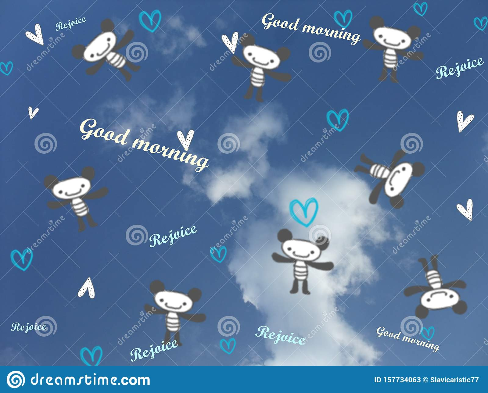 Good morning kids