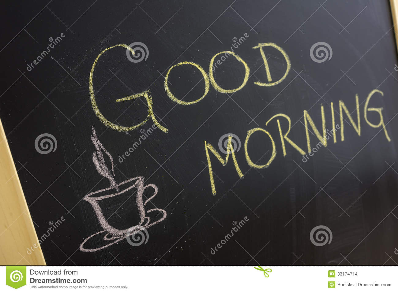 Good Morning Stock Images - Image: 33174714