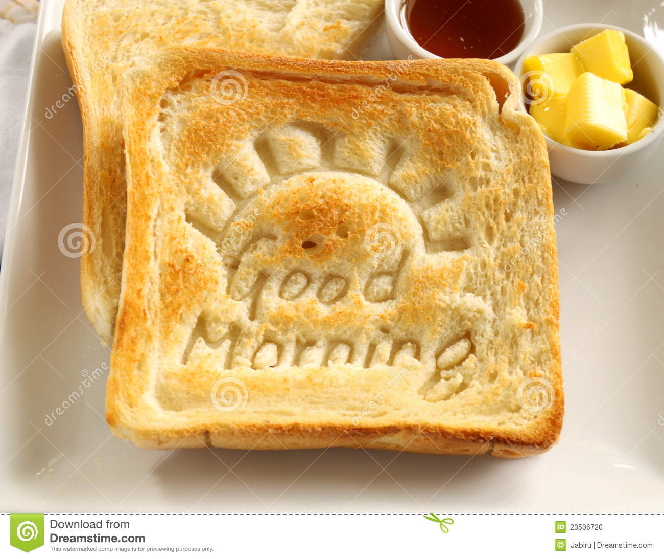 Good Morning Toast