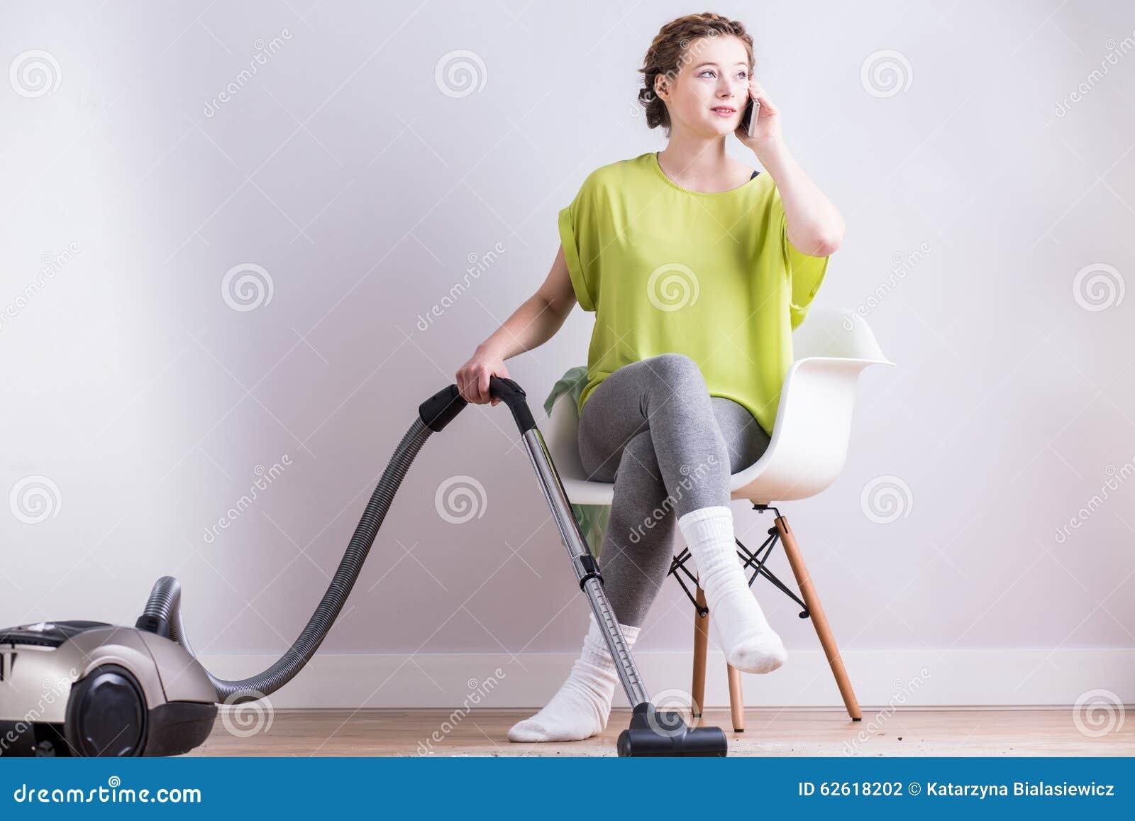Good organisation of home duties