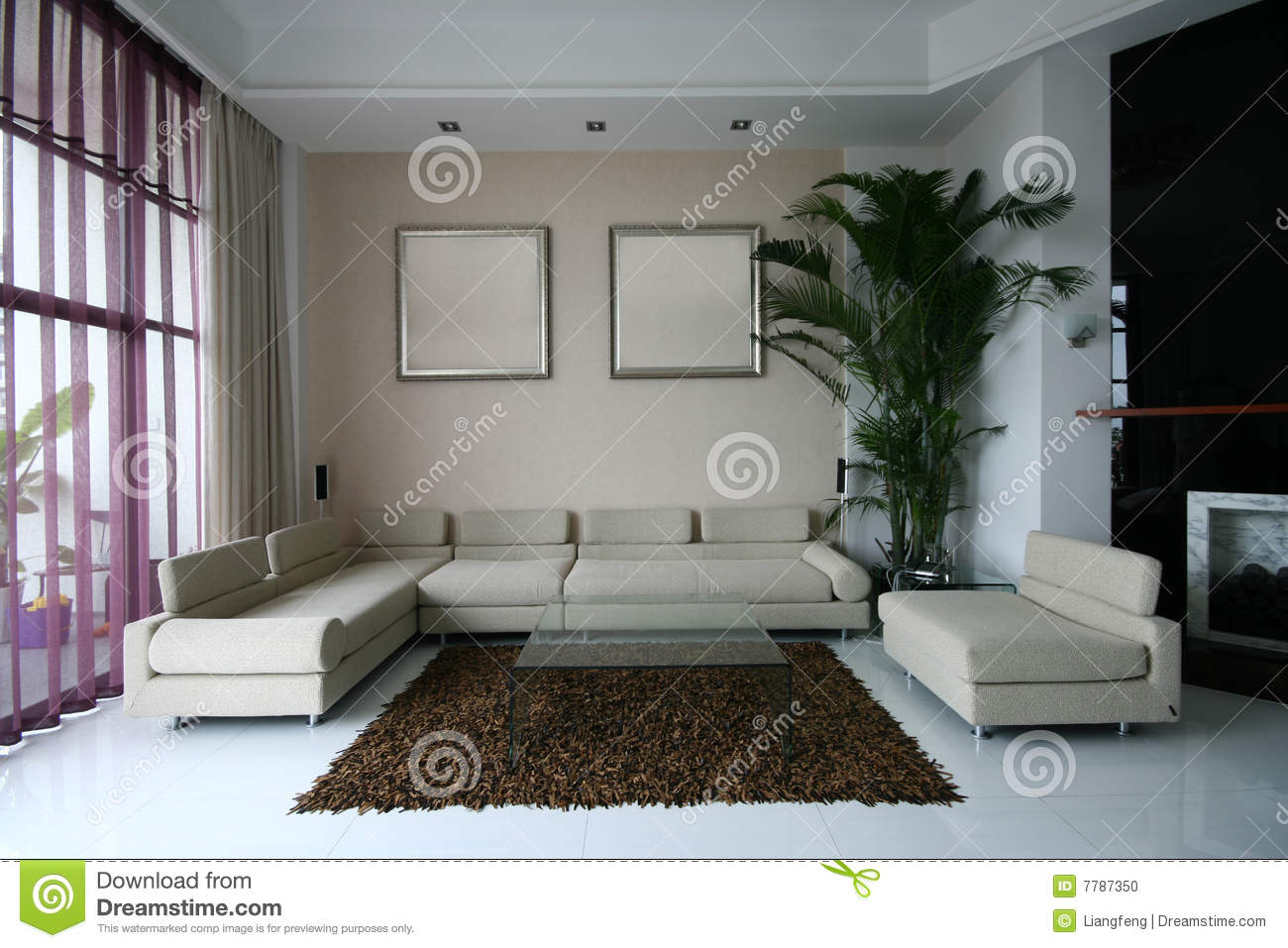 Good room decoration stock photo image of furniture for Good decoration