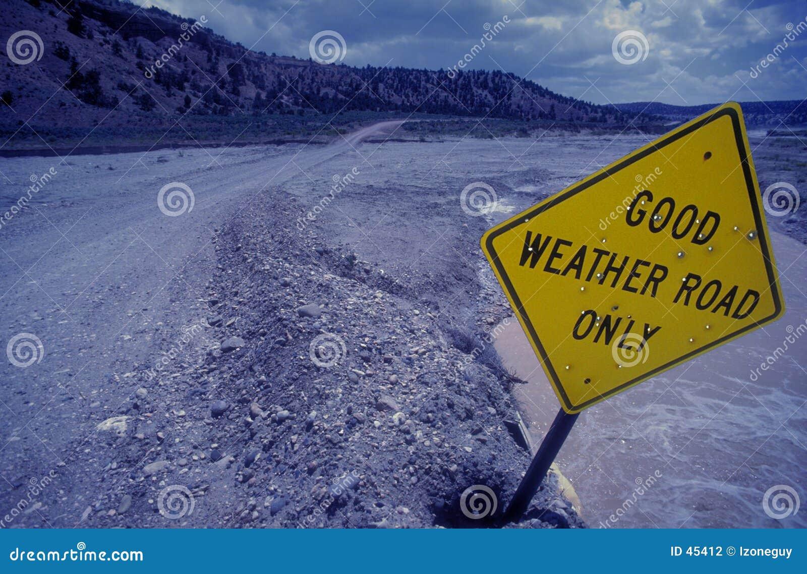 Good Weather Road
