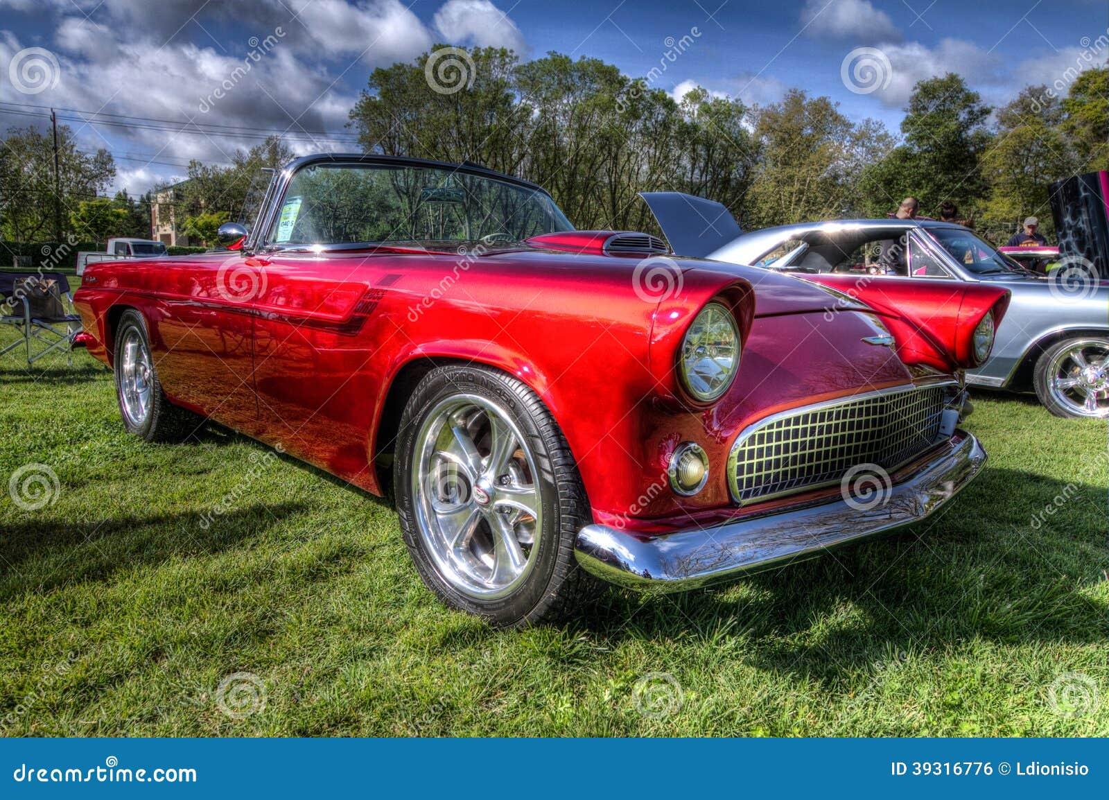 Pleasanton Car Show