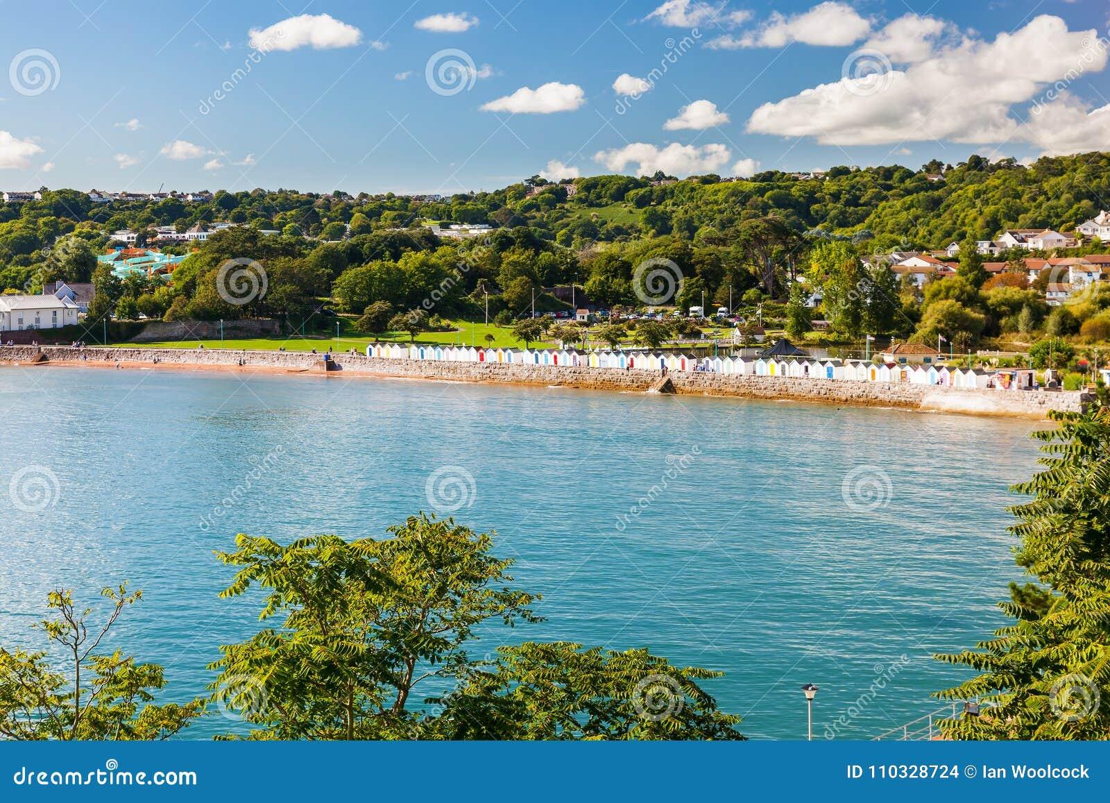 Goodrington Sands Devon England UK