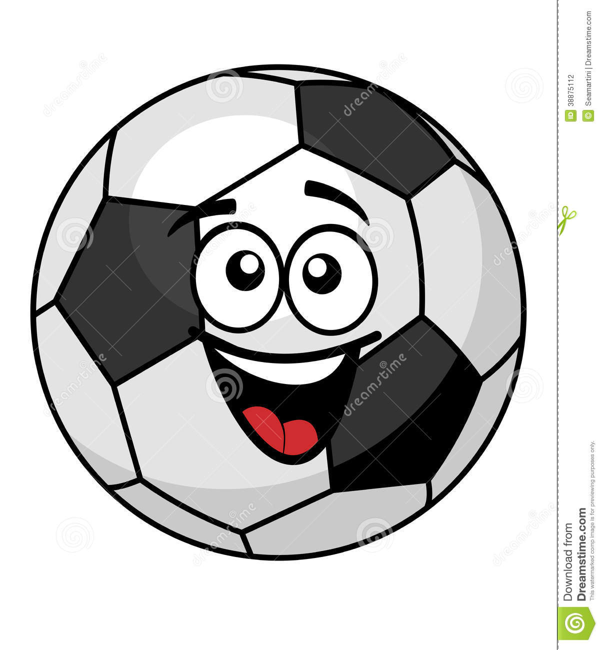 Volleyball Mascot Clipart