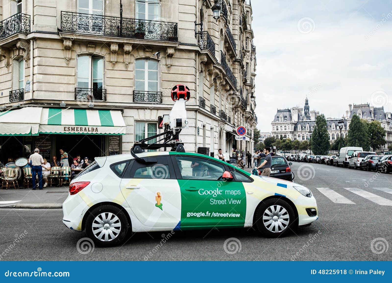 Apply To Drive Google Camera Car