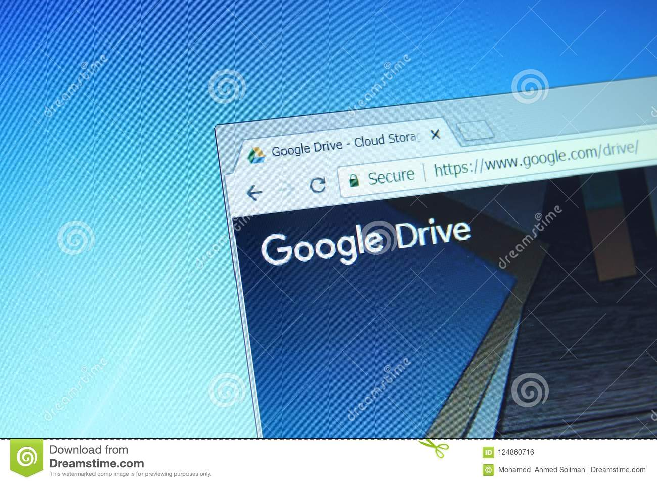 download from google drive to computer