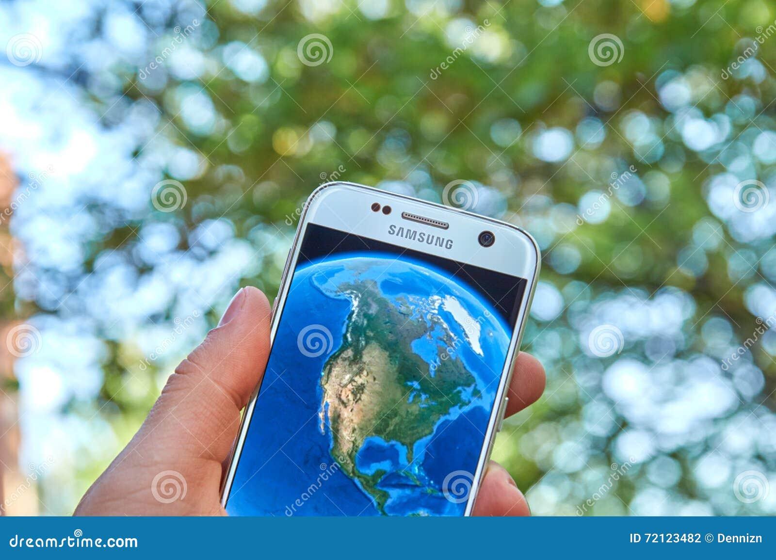 Google Earth APP