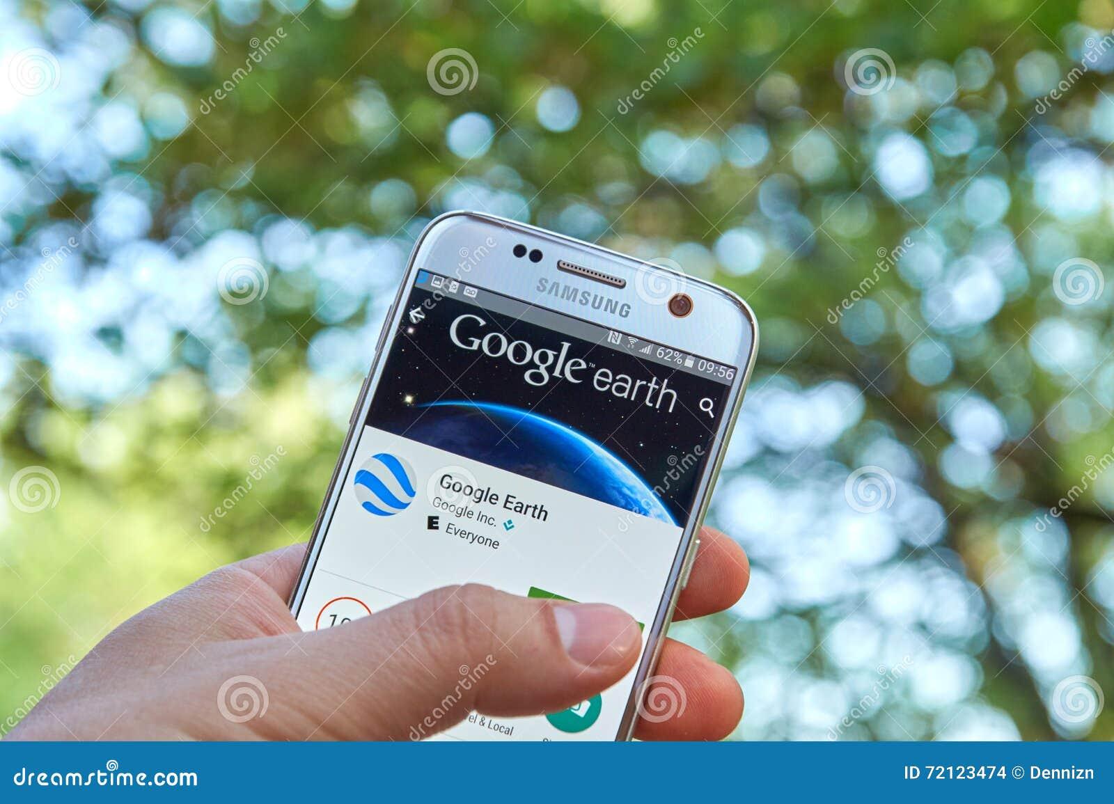 download google earth map app