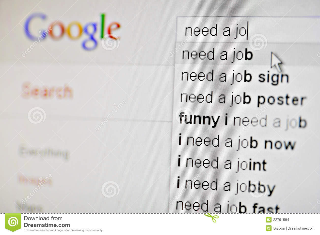 google i need a job editorial stock image image 22791594 google i need a job editorial stock image