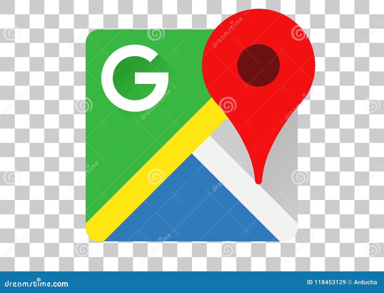 Google kartografuje apk ikonę