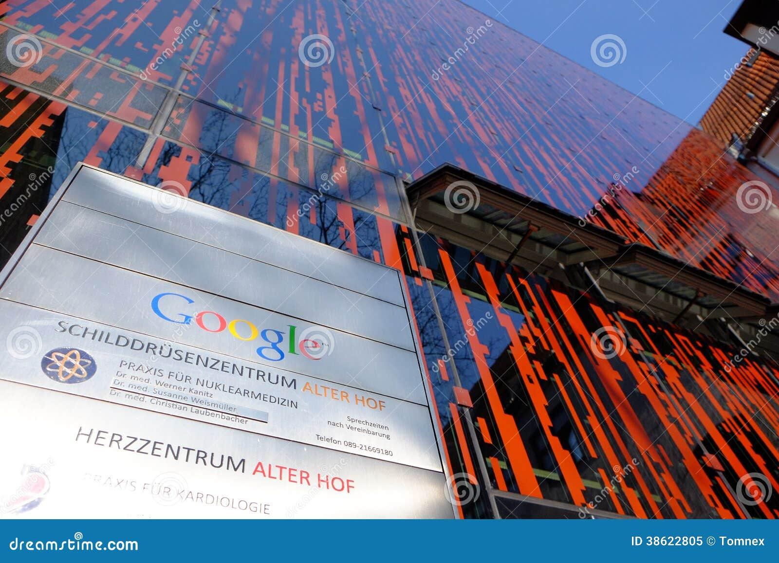 Google kontor munich