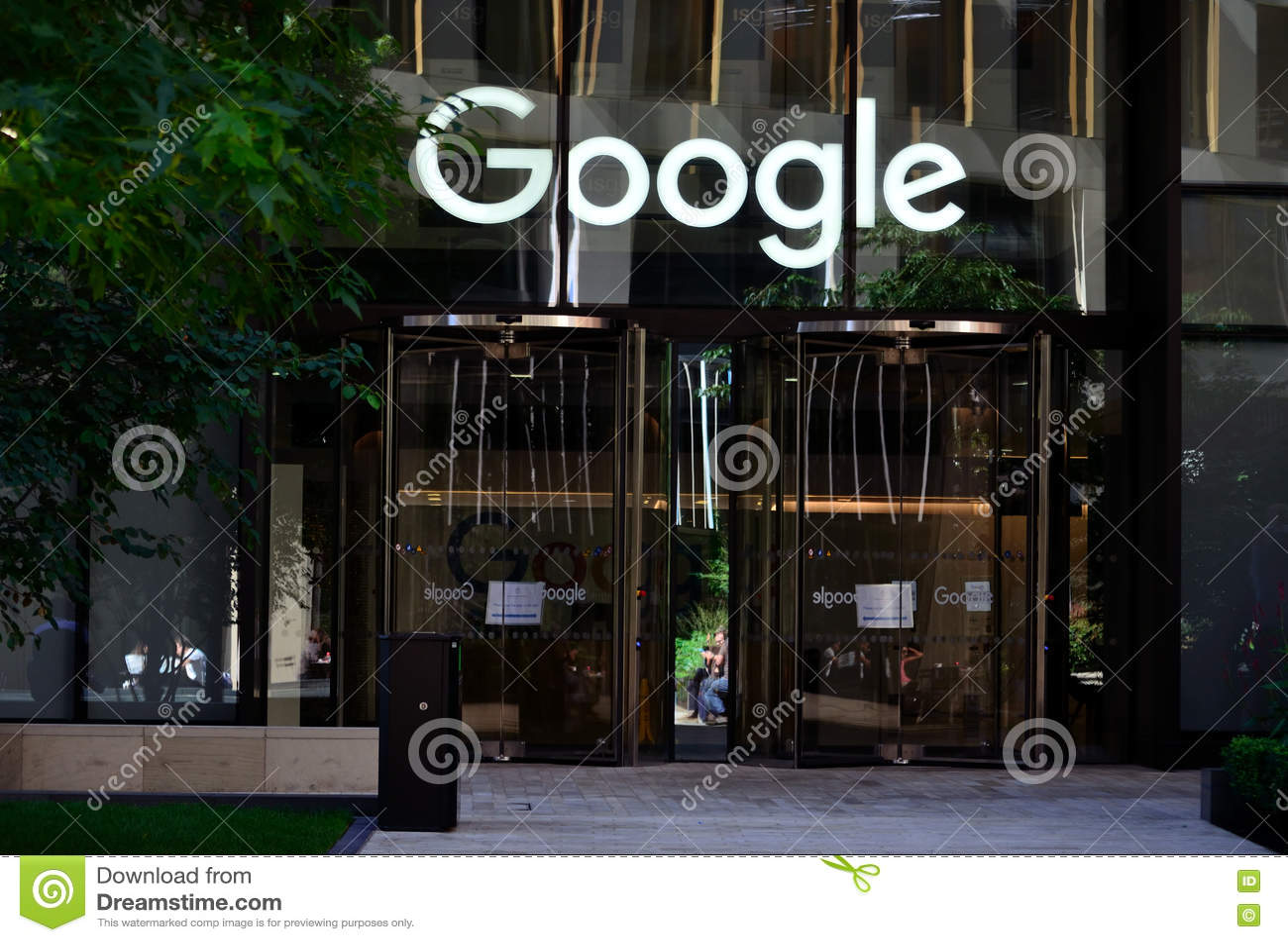 Google Londres
