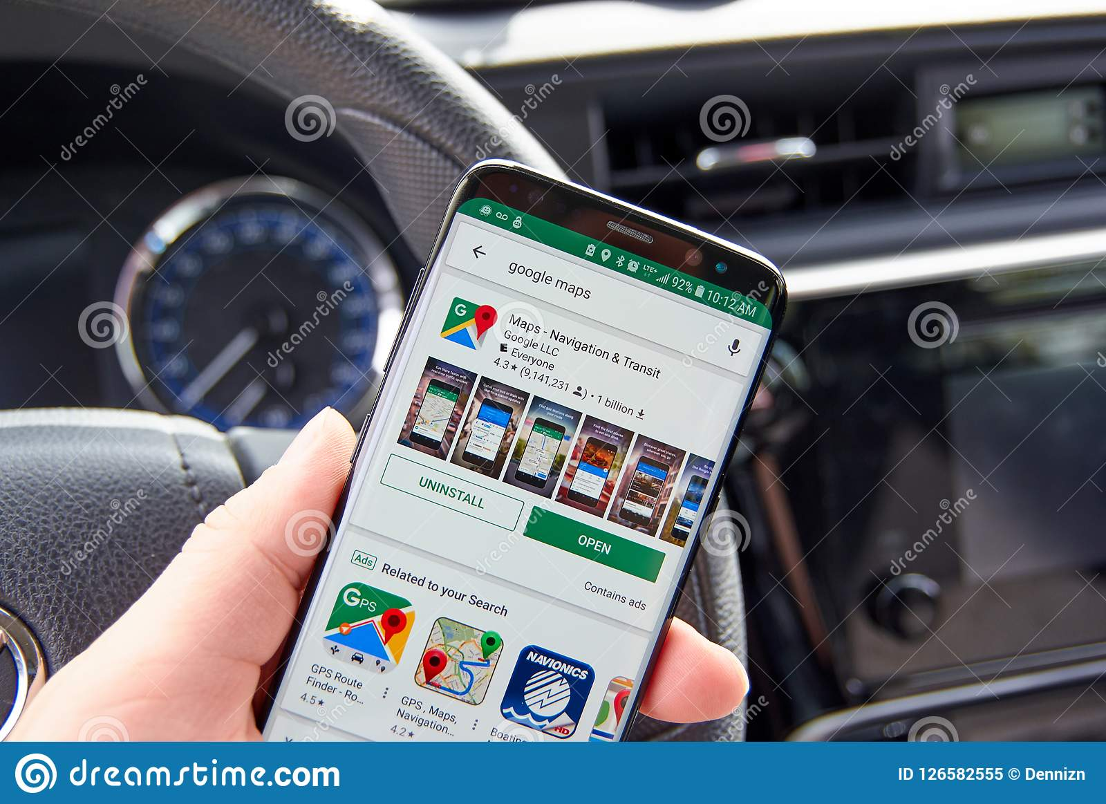 Google Maps Application On A Cell Phone Editorial Image ... on cell service, social media map, call phone map, crash landing map, us mail map, cell phones and driving articles, cellular network map, formula for map, phone on map, flashlight map, phone code map, locate mobile number on map, at&t wireless coverage map, phone tracker map, wireless phone service map, phone locator map,