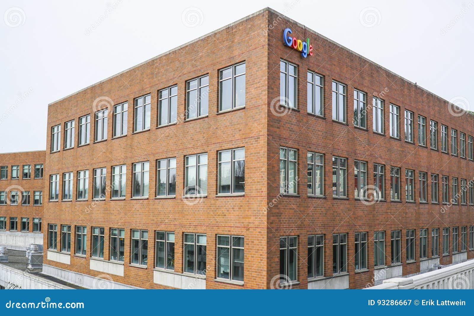 Google Maps-Hauptsitz In Seattle - In SEATTLE/in WASHINGTON - 11 ...
