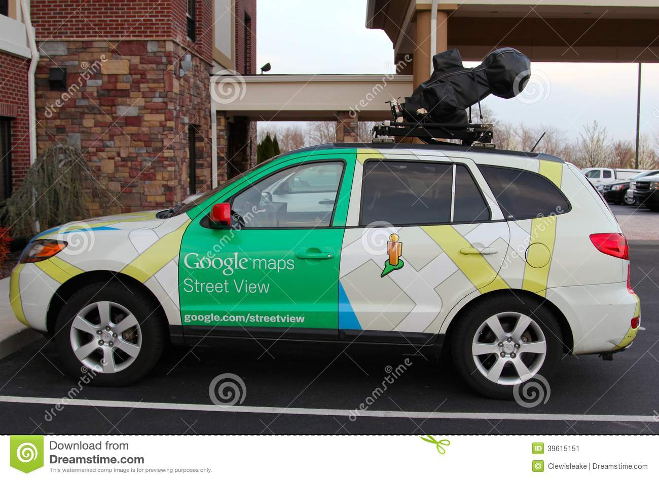 Google Maps Street View Vehicle Editorial Photo Image Of Icon