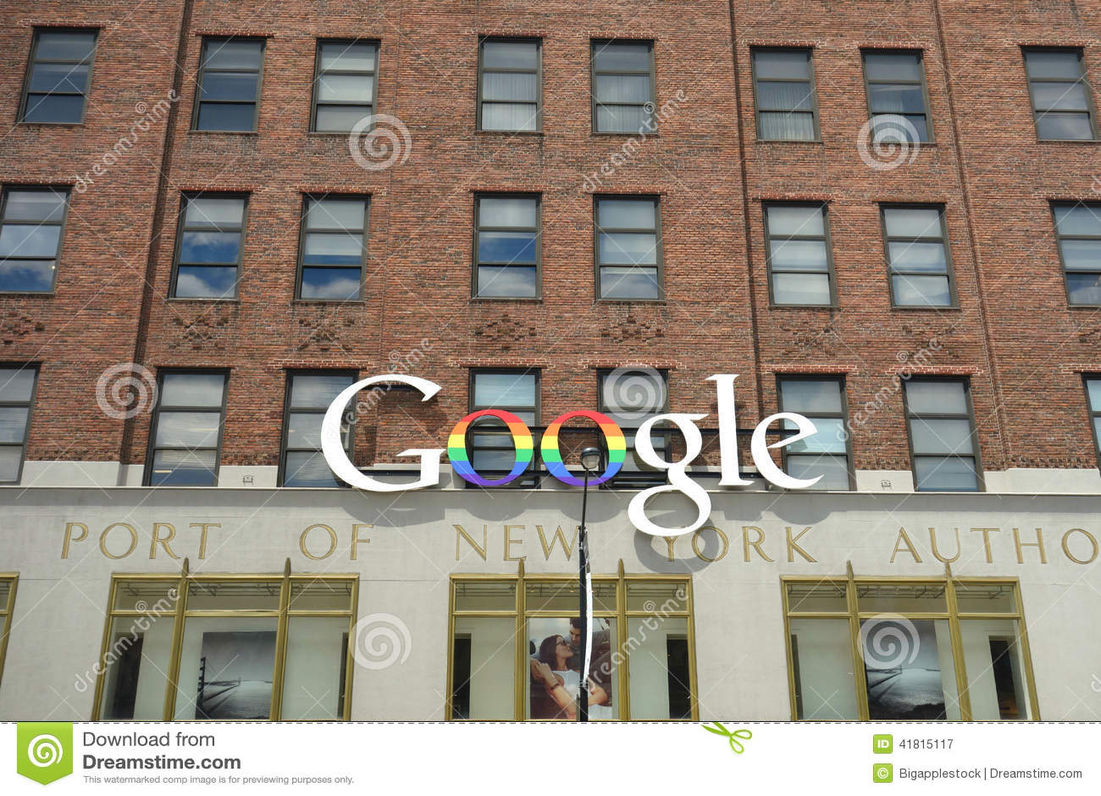 Google New York Offices