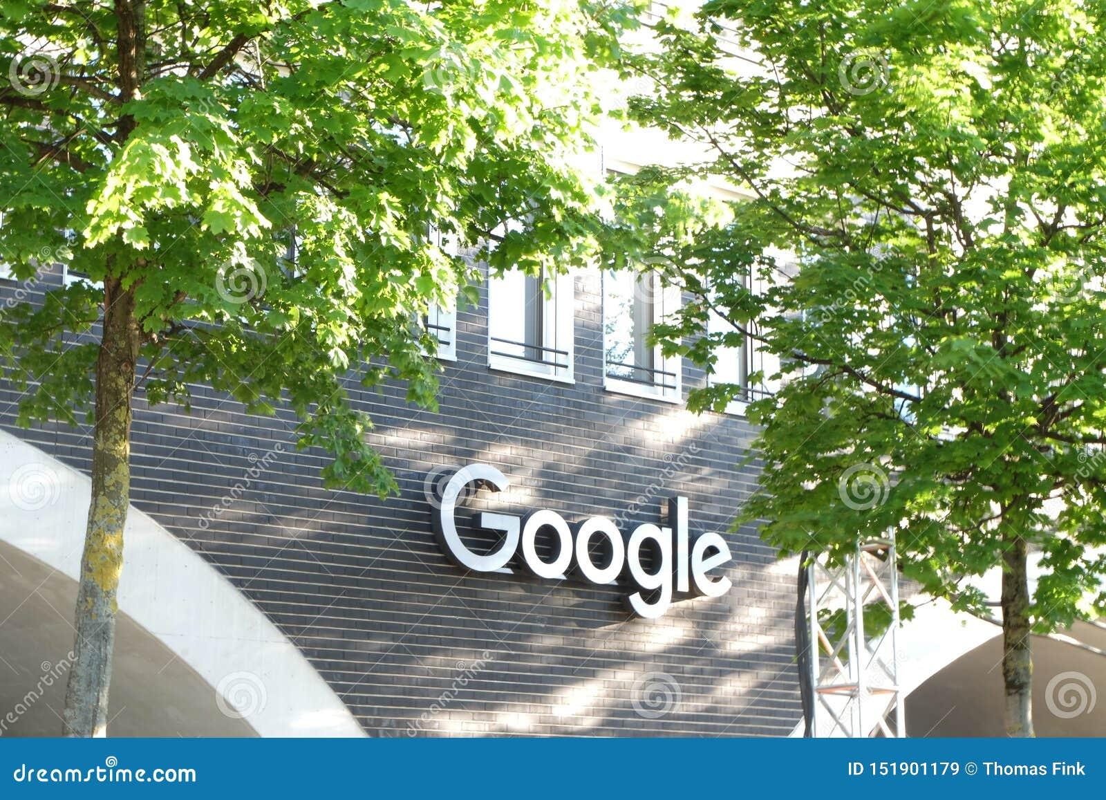 Google Office Building in Munich