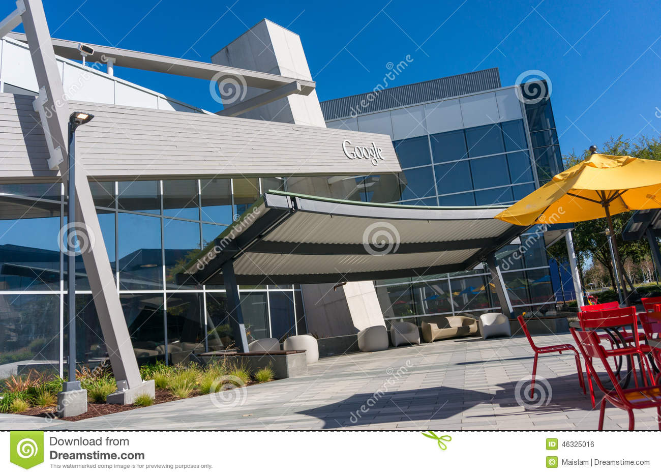 At Work In Googleplex What Amazing >> Google Office Or Googleplex Editorial Photo Image Of Best