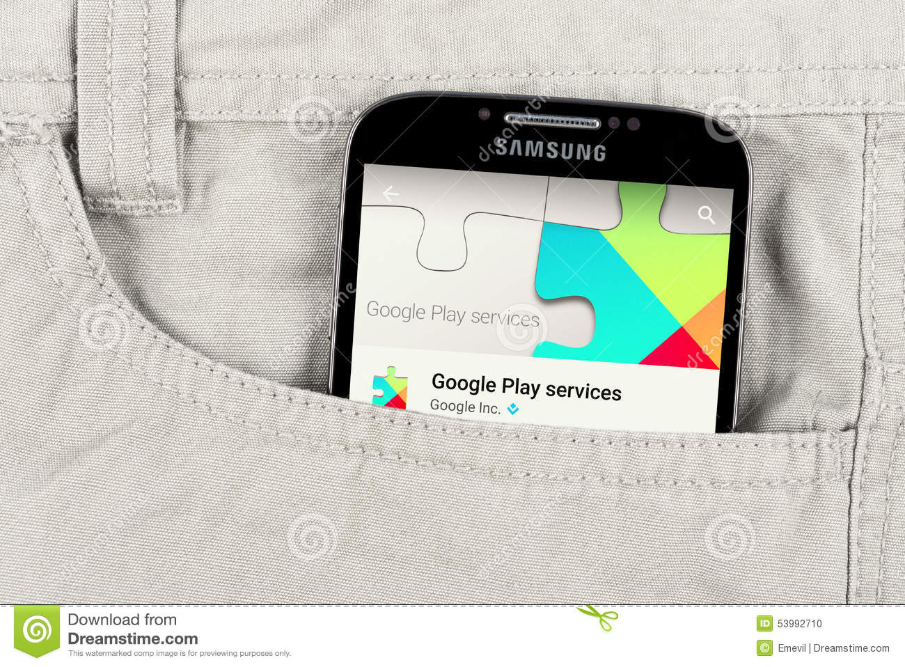how to change android market to google play