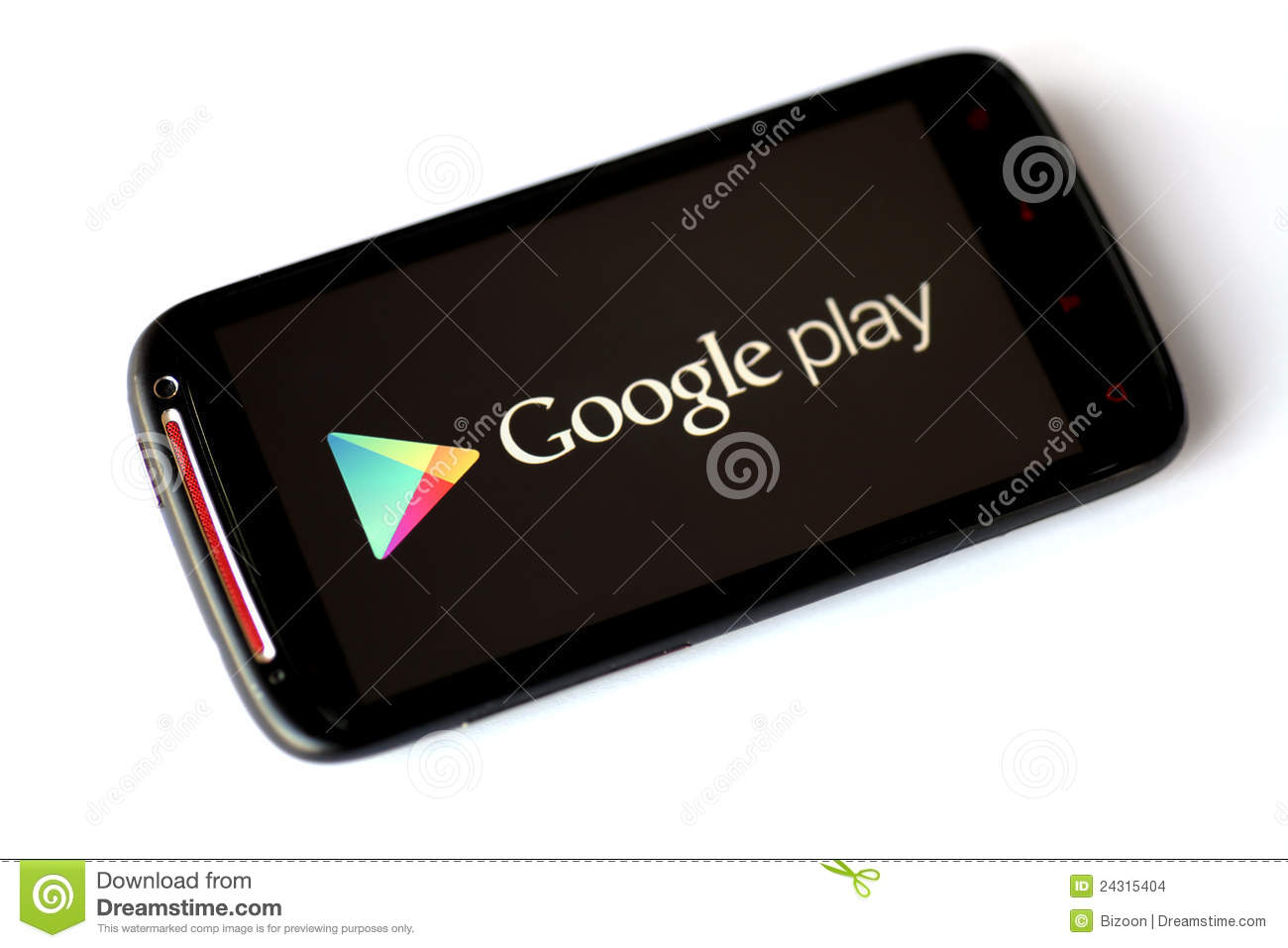 Google Play phone