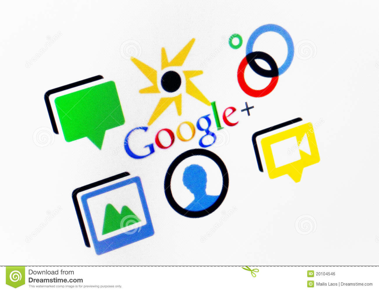 Download Google Plus editorial photo. Image of networks, networking - 20104546