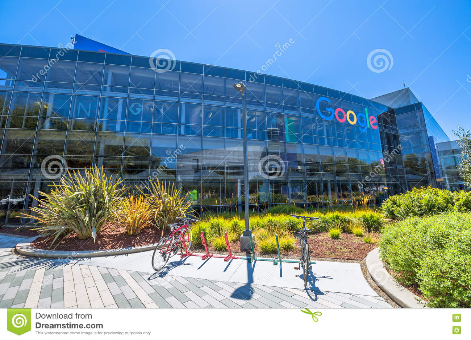 Googleplex Mountain View