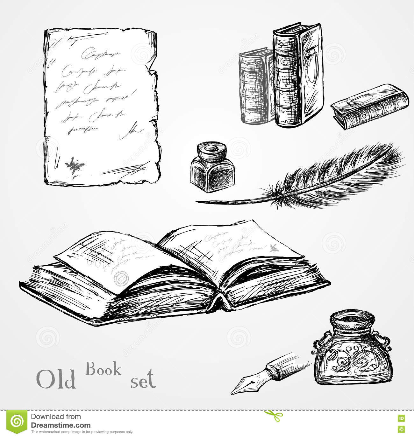 inkstand cartoons  illustrations  u0026 vector stock images