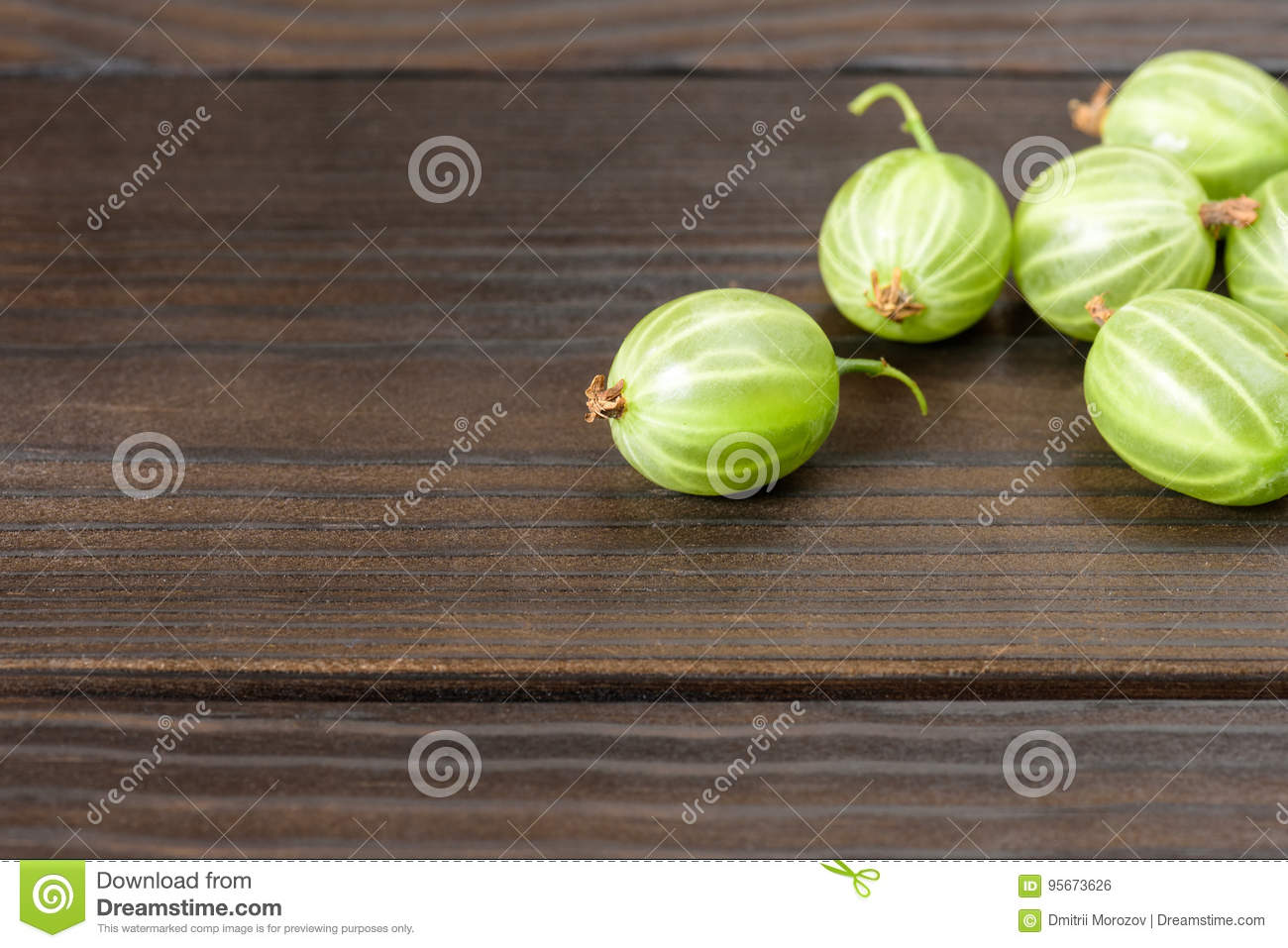 Gooseberries frescos
