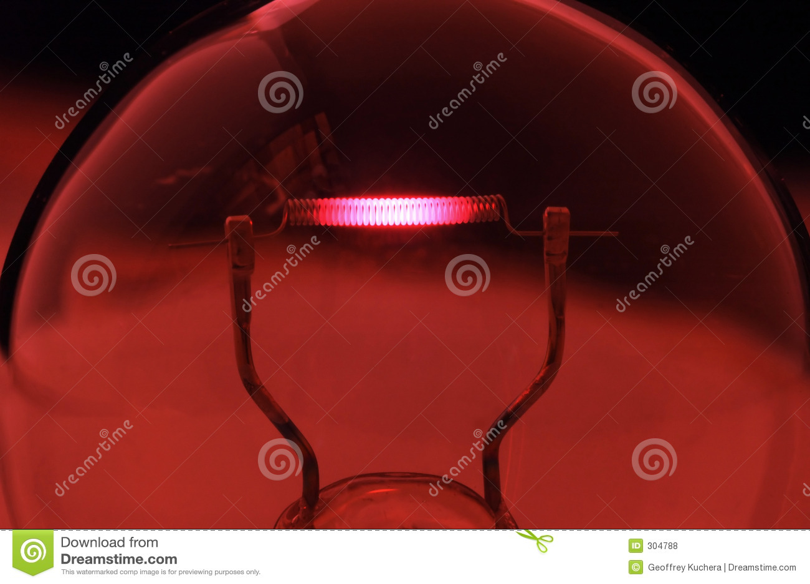 Gorąca, czerwony