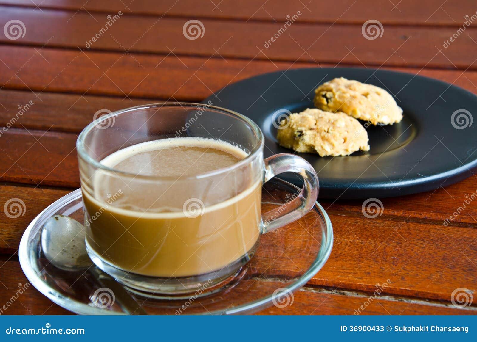 Gorąca kawa