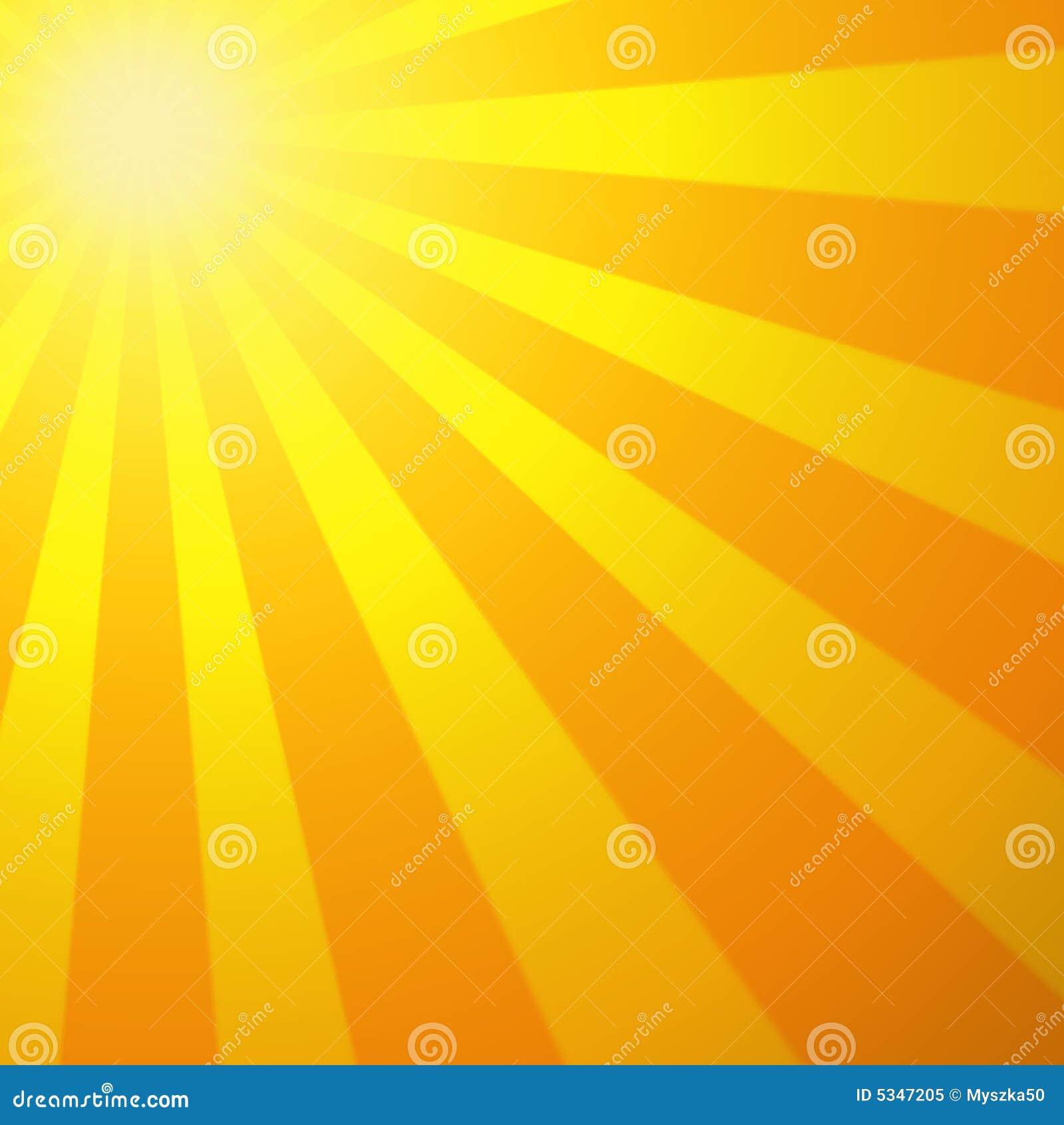 Gorące słońce