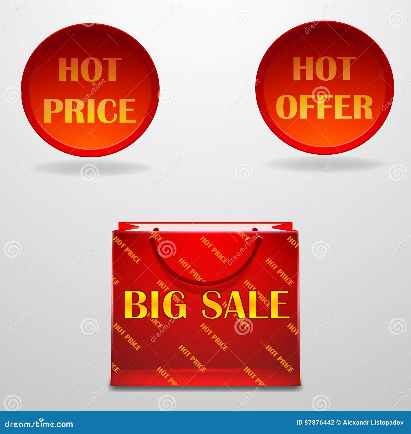 Gorący sprzedaż projekt z torba na zakupy