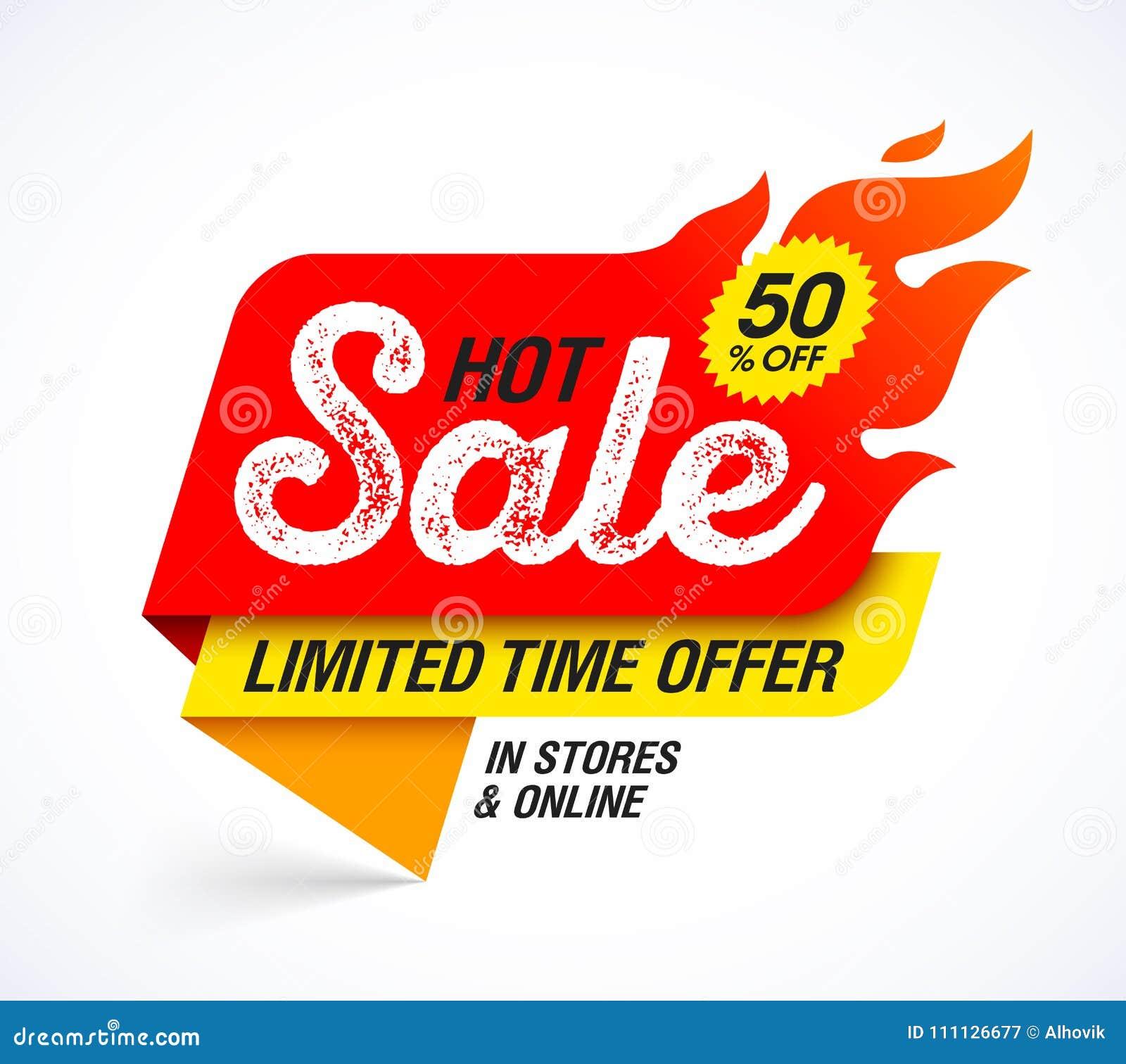 Gorący sprzedaż sztandar