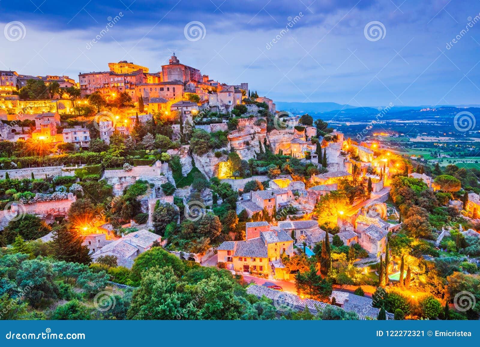 Gordes, Provence in Frankreich
